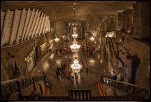 Wieliczka Salt Mine Tour / Wieliczka Salt Mine is located in southern Poland near to Krakow and it is one of the biggest tourist attraction, visited by millions every year.