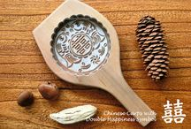 ✽✽ R.atelier | Hand Carved Wooden Chinese Rice Cake Molds / Starting at $15 each. These lovely handmade vintage reproduction are available @ http://r-atelier.myshopify.com/collections/handcarved-chinese-rice-cake-mold These classic vintage reproduction beauties can also be used as your home decor wall art