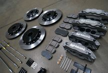 86 FRS and BRZ custom parts