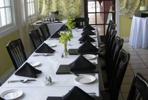 Group Venues / Venues in Hendersonville that can accommodate larger parties for weddings, meetings, or dinners.