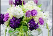 {Purple Florals} / by Botanica Events