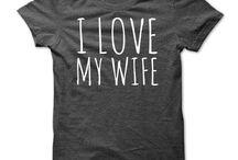 Husband T-Shirts / T-Shirts for The Good Husband! Custom and one-off tee designs quickly printed - info@theteemerchant.com