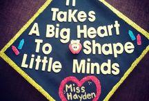 Grad Cap Inspiration for Future Teachers
