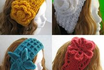 Crochet for head warmers & bands