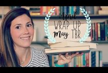 YOUTUBE - Monthly Wrap Ups!