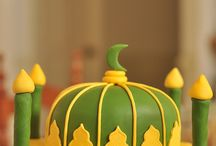 Eid celebrations and parties! / Eid meals, celebrations and party ideas
