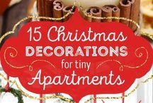Christmas Decorations & DIYs