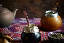 Mate time & Argentine food.