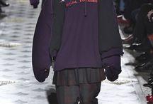 Street Style de Luxe / Oversized / Puff Jackets / Hoodies /Neckline / FALL - WINTER  2016/2017