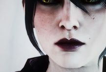 Dragon Age - Mages