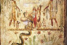 Roman fresco