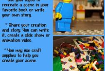 It's Lego Club @ your library!