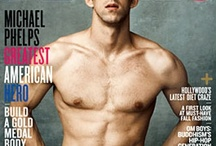Michael Phelps - Eye Candy / by Rae Shue