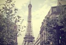 take me here. / by Elizabeth Hamm