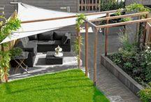Idee voor de tuin