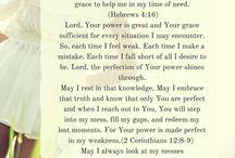 Prayers to pray
