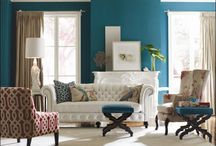 Inspiration rooms / by Anne Albritton
