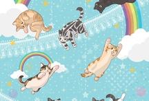 cuki macskák