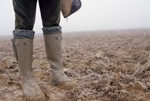Wellies! / We stock a huge range of wellies for all budgets. From top brands like Hunter, Aigle, Muck Boot & Le Chameau just to name a few. http://bit.ly/28N3BLC