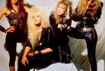 hair metal bands