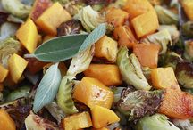 Meatless Thanksgiving Recipes / Delicious vegan and vegetarian recipes for Thanksgiving.