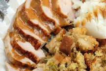 Good eats for the holidays / by Barbara Rogers