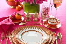 Table Settings / by Cathy Kato Macri