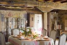 Villa Toscana / House interiors from the region of Tuscany