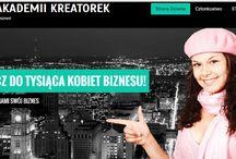 Akademia Kreatorek / Co się dzieje w Akademii Kreatorek?