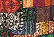 Latvian knitting