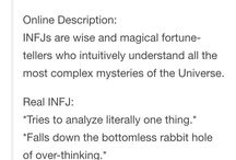 Personality / INFJ