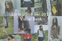 SS'12 Visual Book / Spring Summer 2012 Visual Book