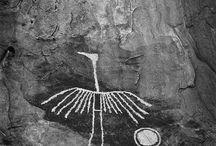 Cave art / sztuka jaskiniowa