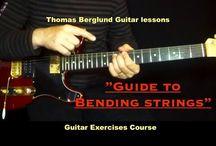 Guitar Sounds & Exercises