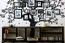 Indoor wall decorations