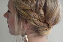 Flechtfrisuren und Zöpfe / Hochstecken, Fischgrätenzopf, Blumenkränze - wir haben die schönsten Haar-Looks