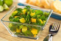 Saladas de verão - fit