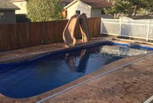 Fiberglass pools Knoxville, TN / Fiberglass pools in Knoxville Tennessee