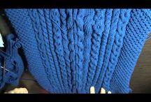 проекты вязания