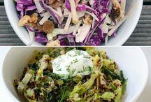 Salads for the week