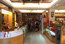 Store Design / Our stores design around the world.
