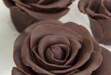 sjokelade rose