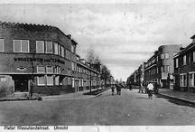 Utrecht - Vogelenbuurt / Tuinwijk / Vogelenbuurt en Tuinwijk