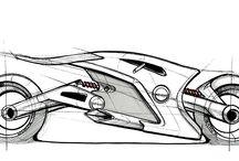 Design motorbike