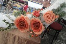 çiçek / iğne oya çiçekler