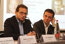 Conférence e-Tourisme 2015 / Conférence e-Tourisme 2015 organisée par CCM Benchmark le 4 novembre 2015 à la Maison des Polytechniciens (Paris).