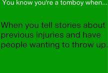 Tomboy / by Bek Suzanne