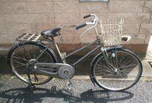 古き良き昭和の自転車をレストア