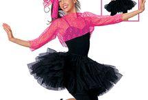 Swing costume ideas