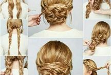 Quick and simple everyday hairstyles